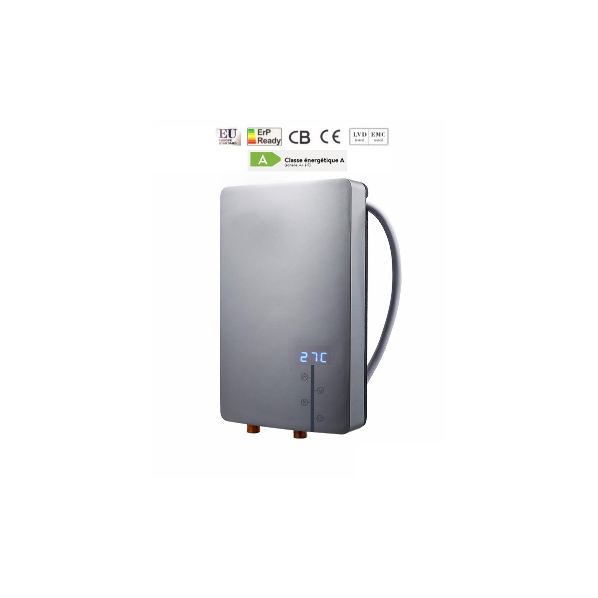 chauffe-eau-instantané-7KW-multipoint-Monophasé