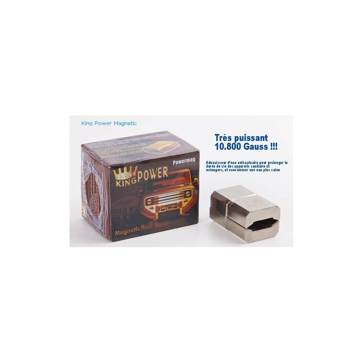 Kingpower-KP1-adoucisseur-eau-anti-calcaire-10800-gauss